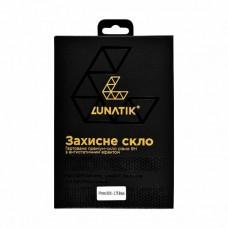 Сверхпрочное защитное стекло Lunatik для iPhone Xs Max