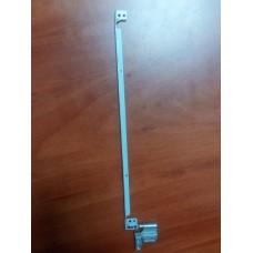 """Петли крепления матрицы ноутбука HP Compaq 6530B. P/N: 6053B0313802 .Левая направляющая 14.1""""-L."""