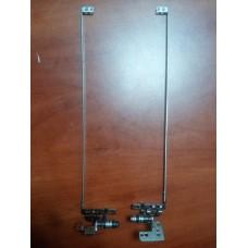 Петли крепления матрицы ноутбука HP dv6-3000. FBLX6025010 FBLX6022010.
