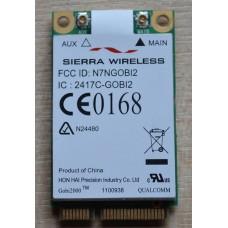 3G модем +GPS внутренний (Qualcomm gobi 2000) для ноутбука Fujitsu S760 и др.  (T77Z102.13 LF)