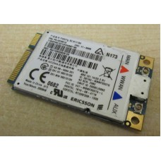 3G модем +GPS внутренний Lenovo ThinkPad T400 W500 X200 X301 SL510 Ericsson F3507g Wireless WWAN 43Y6513