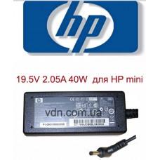 Блок питания (Адаптер питания) для ноутбука HP mini Pa-1131-06hn  19.5V 2.05A 40W