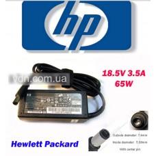 Адаптер питания для ноутбука HP 18.5v 3.5a