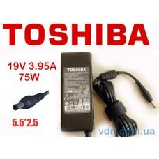 Блок питания для ноутбуков Toshiba PA-1750-09 PA3468E-1AC3 19V 3,95A