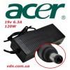 Блок питания (Зарядка) для ноутбука ACER  19V 6.3A 120W  PA-1121-08