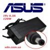 Блок питания (Зарядка) для ноутбука ASUS  19V 6.3A 120W adp-120zb bb