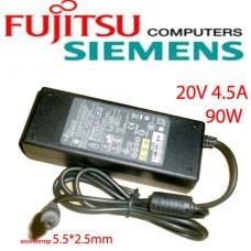 Блок питания (БП) Fujitsu-siemens Блок питания (БП) 20V 4.5A для ноутбуков