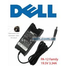 Блок питания  для ноутбука DELL PA-12 19.5v 3.34a
