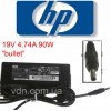 "Блок питания для ноутбука HP 19v 4.74a 90W   PA-1900-08R1 для  Pavilion  ""Bullet"""