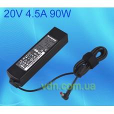 Блок питания  для ноутбука Lenovo 20V 4.5A 90W adp-90dd b Оригинальный