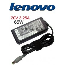 Блок питания  для ноутбука Lenovo (IBM) 20V 3.25A   PA-1650-161   65W