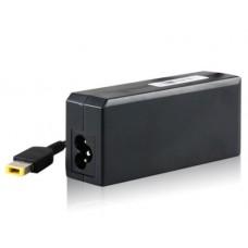 Блок питания для ноутбука Lenovo 20V 3.25A 65W (прямоугольный коннектор)
