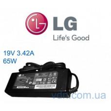 Блок питания для ноутбука  LG 19В 3,42А  65Вт