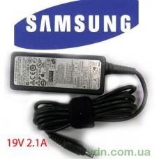 Блок питания (Зарядка) для ноутбука SAMSUNG 19V  2.1A  40W ADP-40MH  AD4019