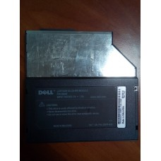 Привод для ноутбука  DELL LATITUDE 8X CD-RW MODULE P/N 996NF . LBL P/N : 53EPP-A00 .