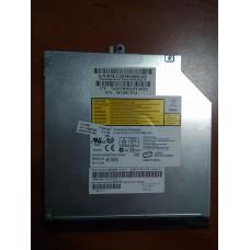 Привод для ноутбука HP  CD/DVD+RW  12mm SATA  MODEL: AD-7581S . P/N : 457459-TC4 .