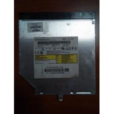 Привод для ноутбука HP CD/DVD+RW  12mm SATA  MODEL: TS-L633J . P/N : 657534-FC0 .
