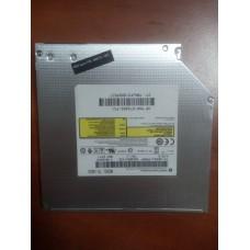 Привод для ноутбука HP Elitebook 2540P DVD-R/RW 9mm SATA Drive TS-U633 598776-001. P/N: 598776-001 .