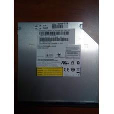 Привод для ноутбука  LENOVO DVD/CD REWRITABLE DRIVE 12mm  MODEL: DS-8A5SH22C  SATA. LI P/N: 45N7502  LC P/N: 25011187 .