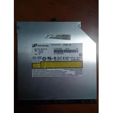 Привод для ноутбука LG HL Data Storage Super Multi DVD Reuriter 12mm   MODEL: GSA-T50N (AL0K713) P/N : 25-007855 . SATA .