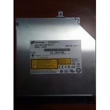 Привод для ноутбука  LG HL Data Storage Super Multi DVD Rewriter 12mm  SATA  MODEL : GT34N .