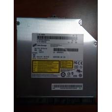 Привод для ноутбука  LG HL Data Storage Super Multi DVD Rewriter 12mm  SATA  MODEL : GT50N (AL0K713).LC P/N : 0025201635 . LI P/N : 45Т7584 .
