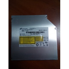 Привод для ноутбука  LG HL Data Storage Super Multi DVD Rewriter 12mm  SATA  MODEL : GT70N .
