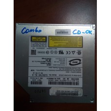 Привод для ноутбука  Panasonic UJDA740 24X Slim Combo DVD-ROM & CD-R/RW DRIVE .MODEL No. UJDA740 DL-A .