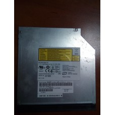Привод для ноутбука  SONY NEC Optiarc Inc.  DVD/CD REWRITABLE DRIVE 12mm SATA  MODEL : AD-7560S .
