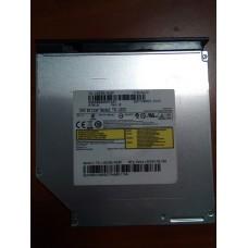 Привод для ноутбука TOSHIBA  model TS-L633 8x DVD±RW   12mm SATA . TS-L633B/ACBF .