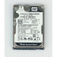"""Жесткий диск для ноутбука HDD 250Gb SATA 2,5"""" WD wd2500bekt  б.у."""