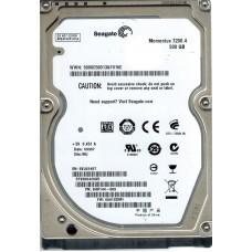 "Жесткий диск для ноутбука HDD 500Gb SATA 2,5"" Seagate ST9500420AS б.у."