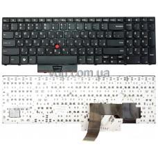 Клавиатура для ноутбука lenovo e520 Thinkpad edge