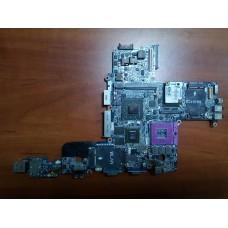 Материнская плата для ноутбука Dell Latitude D620 HAL00 LA-2792P, Б/У. НЕРАБОЧАЯ .