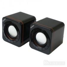 Акустическая система (колонки) A4Tech AS-207 Black