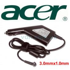 Автоадаптер для ноутбуков ACER SF314, Aspire A3-315-34 и др с коннектором D3.0мм 19V 2.1A(2.37A-3.42A-4.74A)