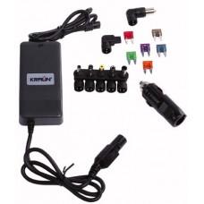 Универсальный автоадаптер (автозарядка) для ноутбука 4,5A 15В-24В