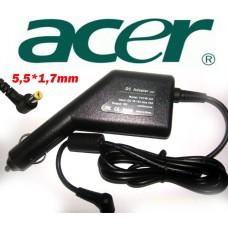 автозарядка для ноутбука ACER 19v 2.15a