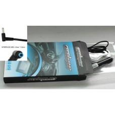 Автоадаптер для ноутбуков - ультрабуков ASUS 19.5v 4.62a (19v 4.74A) connector d4.5mm