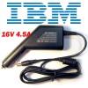 Автоадаптер для ноутбуков IBM 16v 4.5a