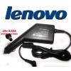 Автоадаптер для ноутбуков LENOVO 19v 3.42a