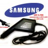 Автоадаптер для ноутбуков SAMSUNG 19v 2.1a