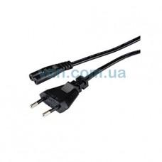 Кабель для блока питания ноутбука 2-х контактный  2-pin 220В (cable 220V)