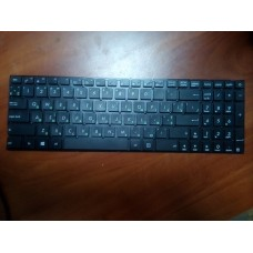 Клавиатура для ноутбука ASUS MP-13K93UA-G50 черная . Б/У.