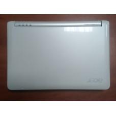 Корпус для ноутбука Acer Aspire One ZG5 (крышка с матрицей и петлями+дно от корпуса для ноутбука Acer Aspire One ZG5)
