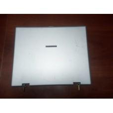 Корпус для ноутбука Samsung P28 (крышка от корпуса для ноутбука Samsung P28+петли).