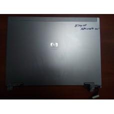 Корпус для ноутбука HP EliteBook 8530p ( крышка от корпуса с рамкой  матрицы + шлейф + петли от корпуса для ноутбука HP EliteBook 8530p ).