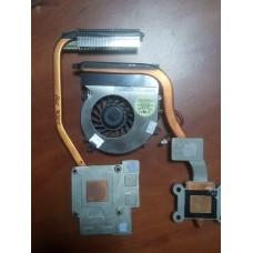Кулер (Вентилятор) и система охлаждения для ноутбука ACER Aspire 5320, 5520, 5720, 7520,7520G, 7720, 7750 . P/N : DFS5131205M30T (3 PIN).