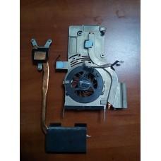 Кулер (Вентилятор) для ноутбука ACER Aspire 6530 ZK3  TATN20080925 REV : 3A . P/N : MG64130V1 (5 PIN ) .