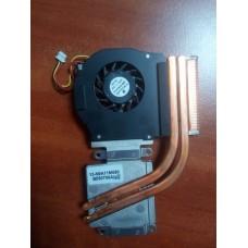 Кулер (Вентилятор) и система охлаждения  для ноутбука Asus 5200 ,Terra Aura 1200 . P/N : 13-N9A11M080 (3 pin).